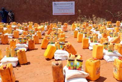 Evidence gaps in major humanitarian response: SPHERE guidelines for WaSH under review | Discussion @ Boardroom, DIGHR Offices