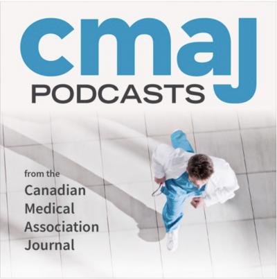 Profile image of Canadian Medical Association Journal Podcasts shows doctor walking across a room
