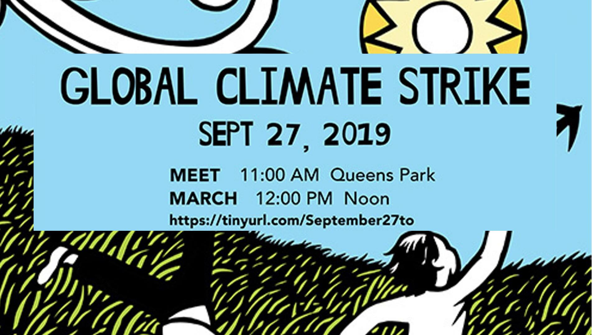 Global Climate Strike 2019 Poster