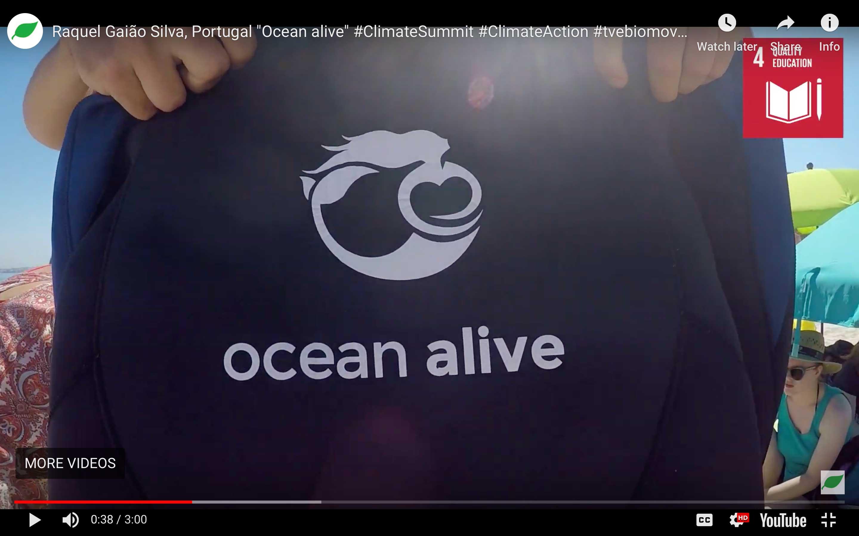 Ocean Alive still