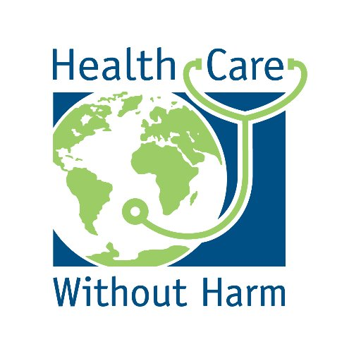 health care without harm logo