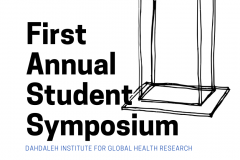 First Annual Student Symposium