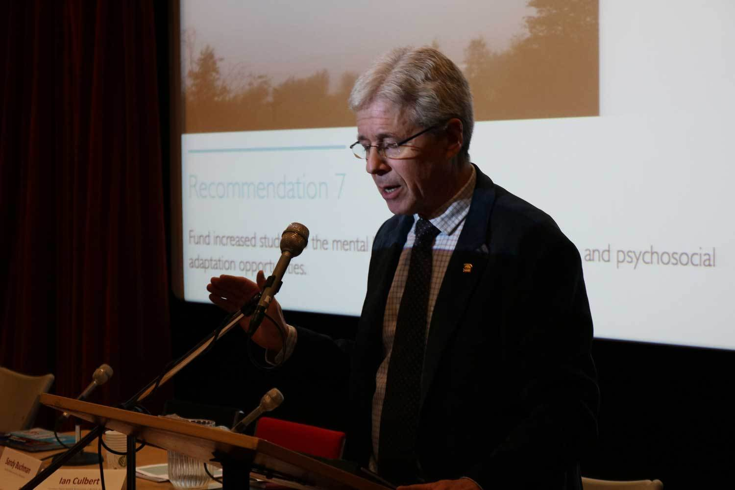 In Images: Launch of the Lancet Countdown Briefing for Canadian Policymakers