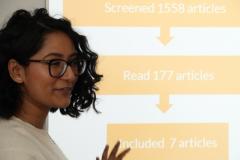 Student Symposium 2019: Tanya presents