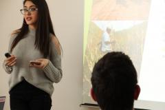 Student Symposium 2019: Fatima presents